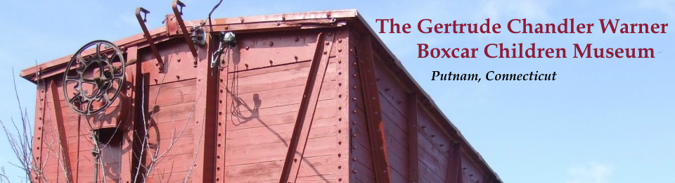 The Gertrude Chandler Warner Boxcar Children Museum